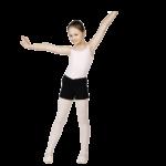 Short jazz Sansha Enfant Y0655